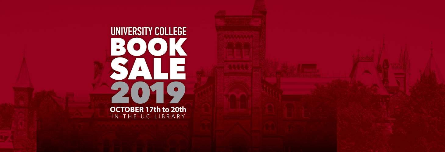 UC Book Sale 2019