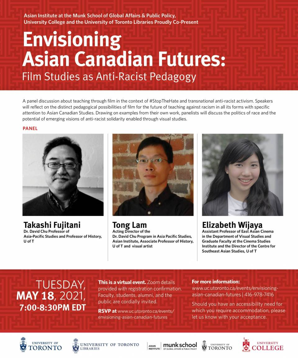Envisioning Asian Canadian Futures: Film Studies as Anti-Racist Pedagogy